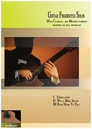 Guitar Fingerstyle Solos modern Classical