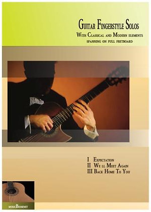 Guitar fingerstyle solos music score download