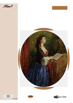 Ave Maria Piano Solo Sheet Music Pdf Mp3 Bach Gounod