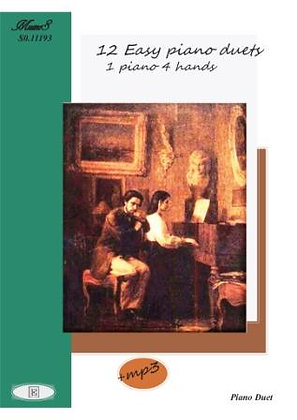 Easy Duets Piano 4 hands sheet music