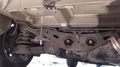 защита запасного колеса от кражи