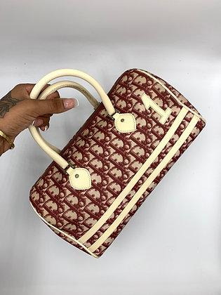 DIOR Monogram Trotter Bag