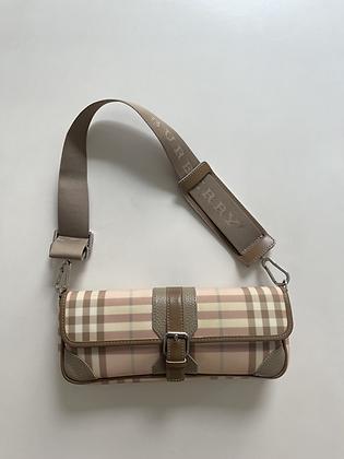 Burberry Pink Nova Bag