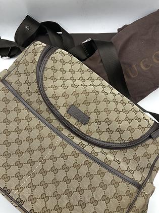 Gucci Monogram Baby Bag