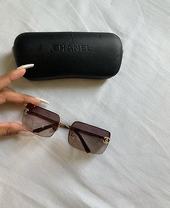 CHANEL CC SUNNIES