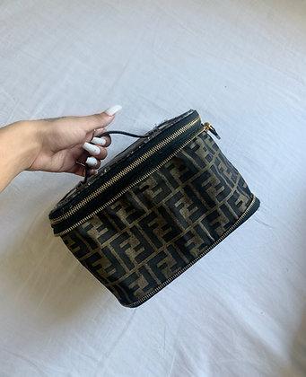 FENDI Monogram Vanity Bag