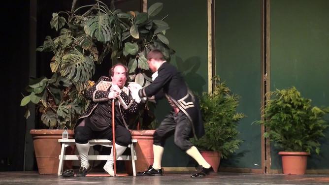 """Mozart - Le nozze di Figaro """"In quegli anni"""""""