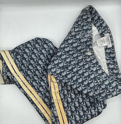 Dior Monogram Pants