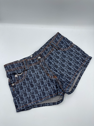 DIOR Monogram Shorts