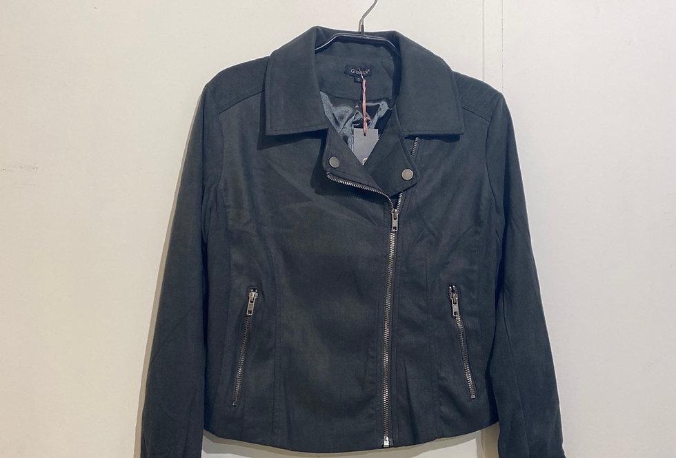 Annelies jacket donkergroen
