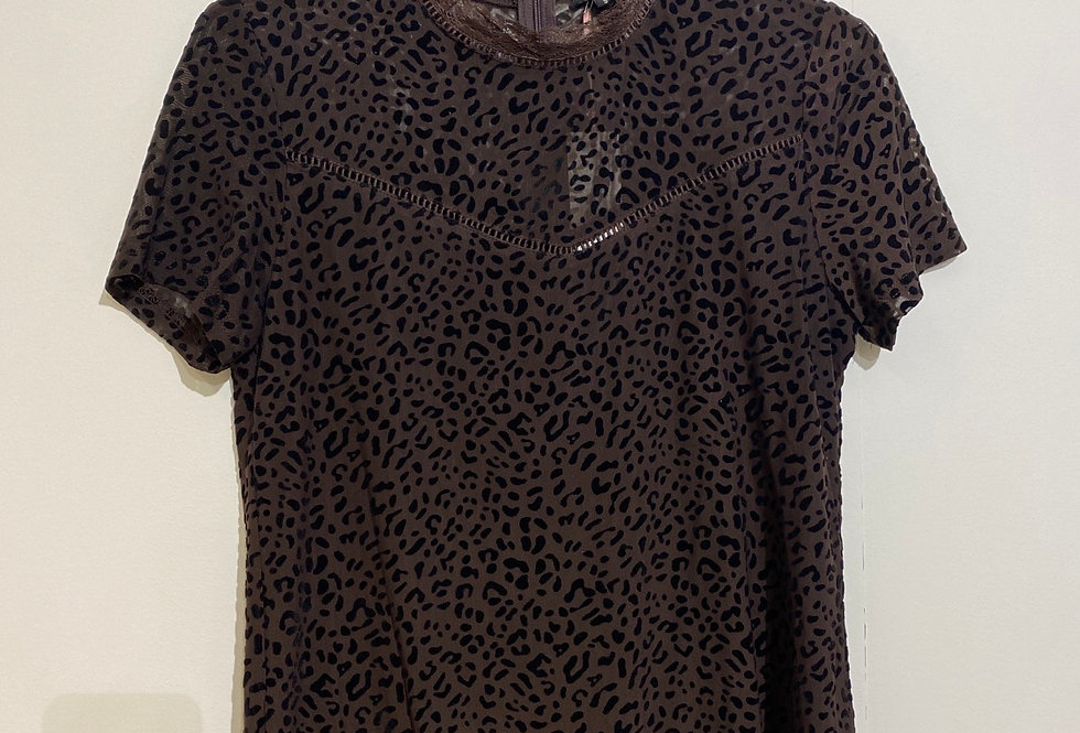 Charlize Top bruin