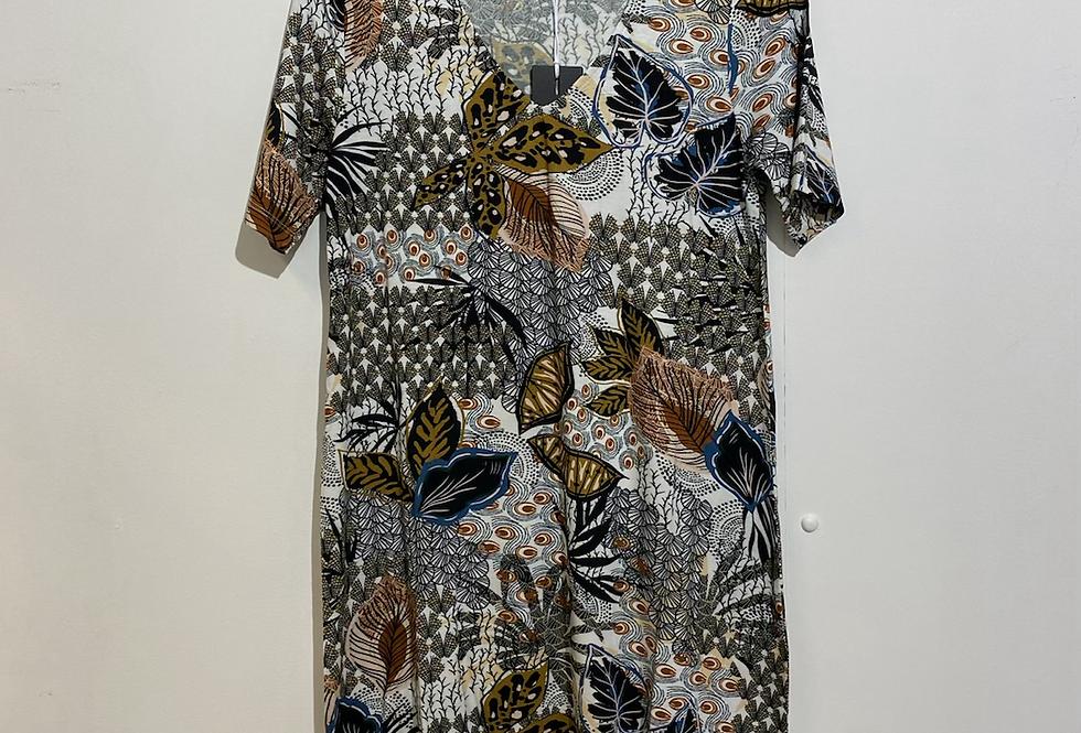 Yest shirt print bruin