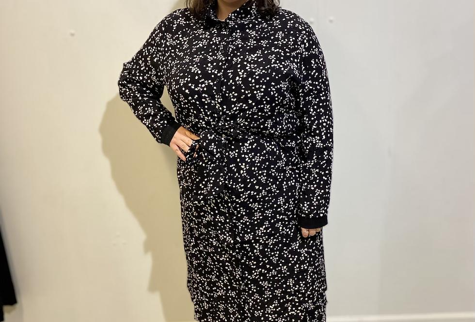 Lesley jurk zwart