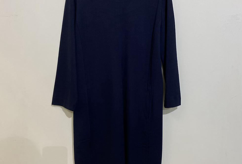 Basic jurk Yest Blauw