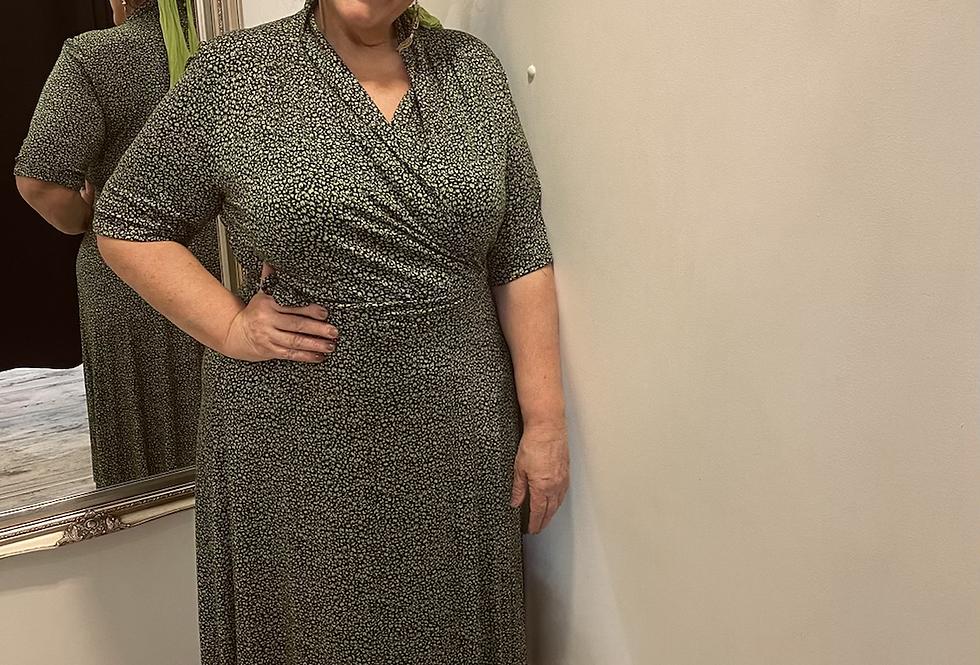 Overslag jurk yesta
