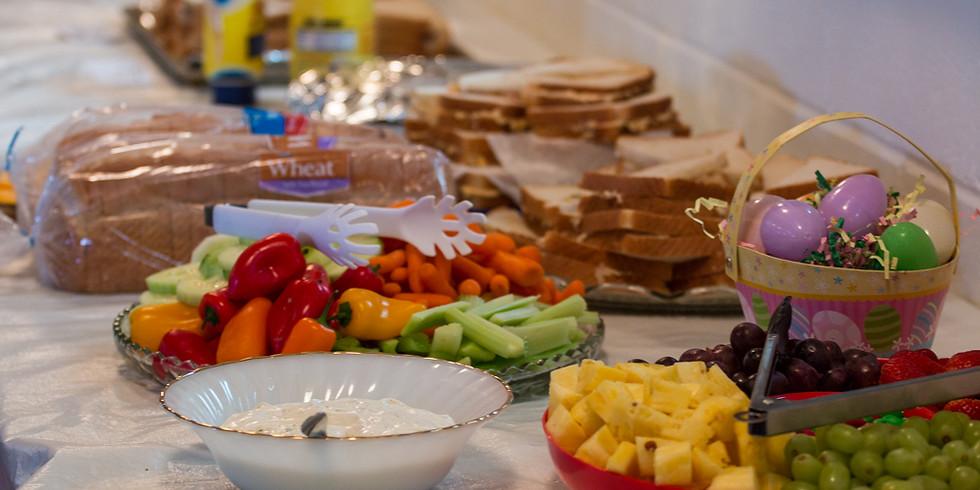 Women's WMU Salad Luncheon