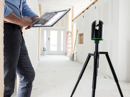 Laser scanning - technologies, usages and advantages in design and construction industries (Part 3):