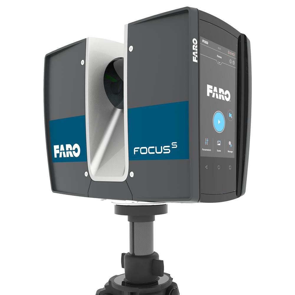 focusm-150-350 FARO laser scanners