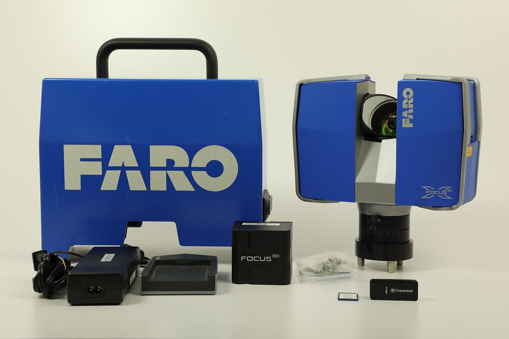 FARO X330_precision