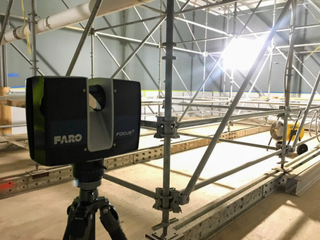 Laser scanning - technologies, usages and advantages in design and construction industries (Part 1):