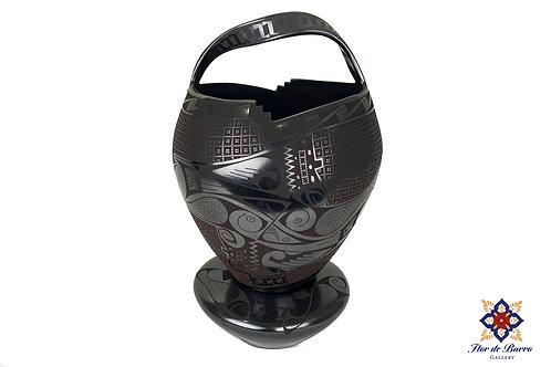 Cesar Bugarini: Large Stylized Wedding Vase