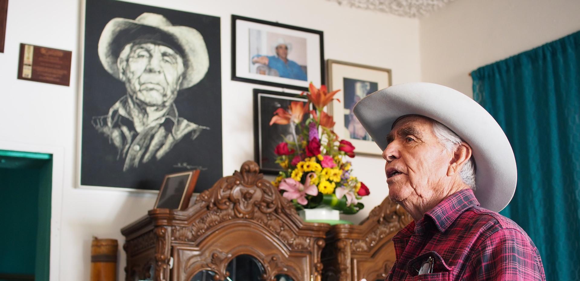 Juan Quezada by Andrea Calleros