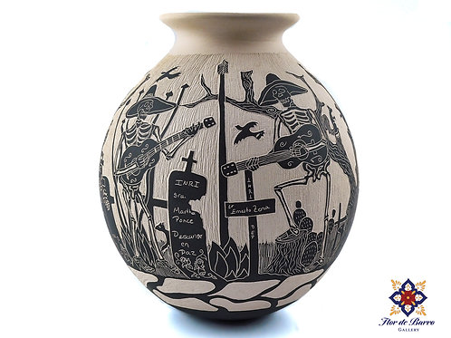Alfredo Rodriguez: Day of the Dead Pottery