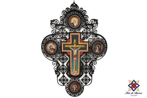 Jesus Guerrero Santos: Crucifixion