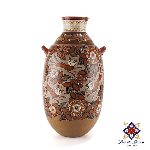 Fernando Jimon: Nahuales Vase