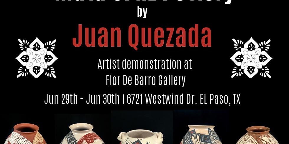 Juan Quezada: Master Potter Presentation