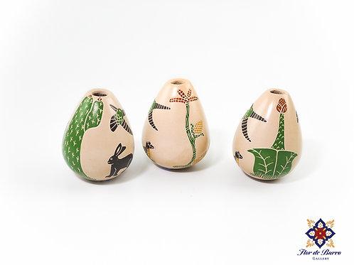 Small Desert Pots by Joel Corona (Assorted Styles)