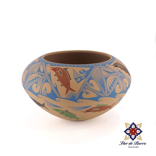 Ramiro Veloz: Traditional Fish Bowl
