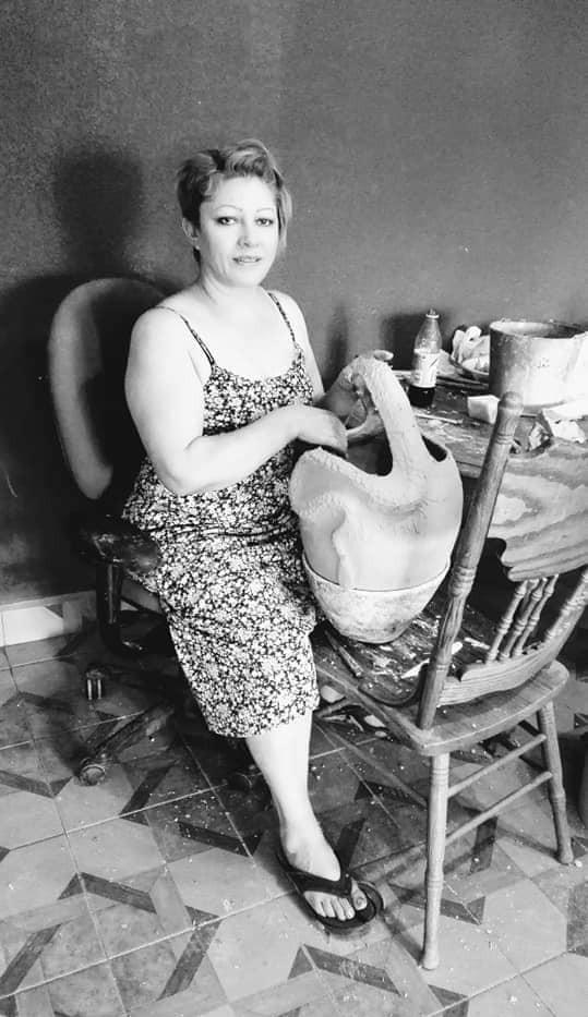 Mata Ortiz Potter Olivia Dominguez