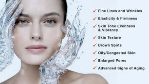 WHAT HYDRAFACIAL HELPS WITH