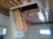 Монтаж кровельных люков и чердачных лестниц в Геленджике