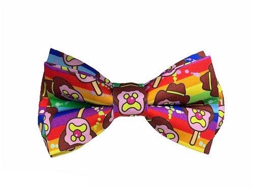 Mini Rainbow Bob Bow