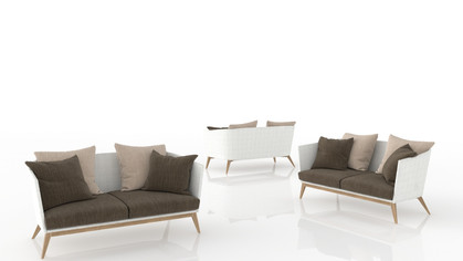 Point Arc Outdoor Sofa 2-Seater 00  2.jp