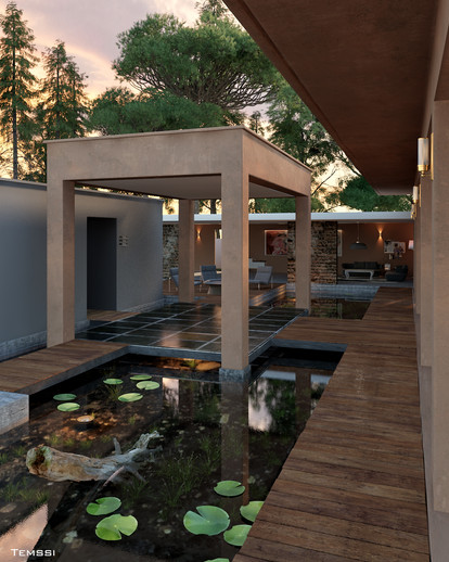 Temssi - Outdoor Visualization - Spa