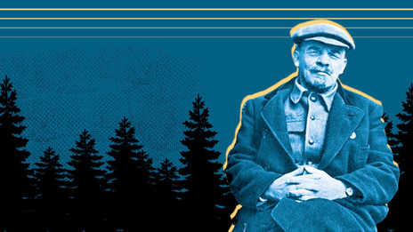 Lenin, Ecology, and Revolutionary Russia