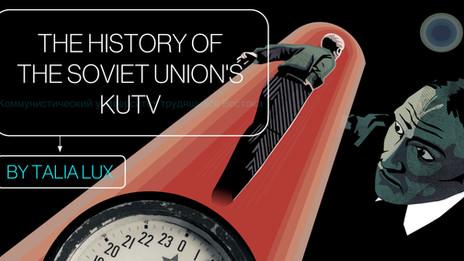 The History of the Soviet Union's KUTV