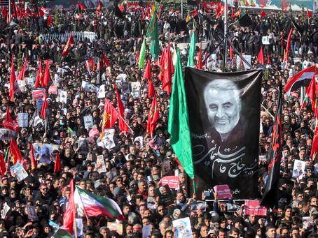 CCS Statement on the Murder of General Qassem Soleimani