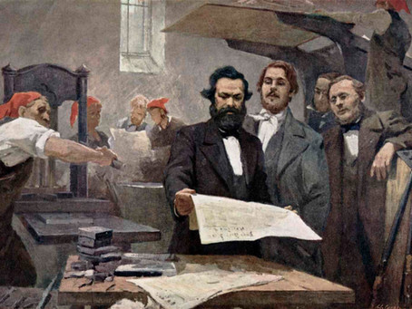 Marx, Nature, and Political Morality