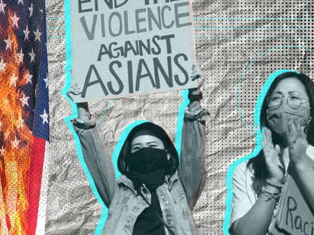 Solidarity with Asian-Americans Facing State-Sanctioned Violence