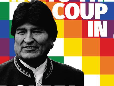 Bolivia Solidarity Statement