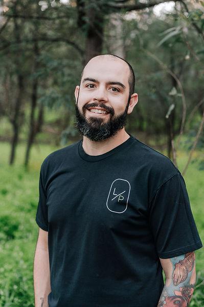 Lush Property founder Luke Jorgensen