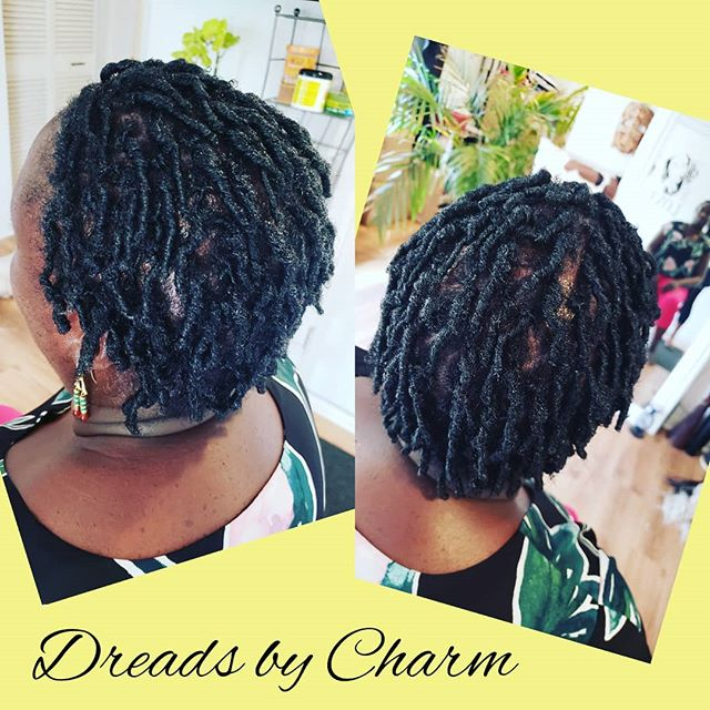 Two Strand Twists