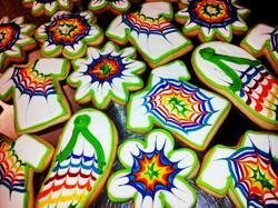 Summer Fun Cookies