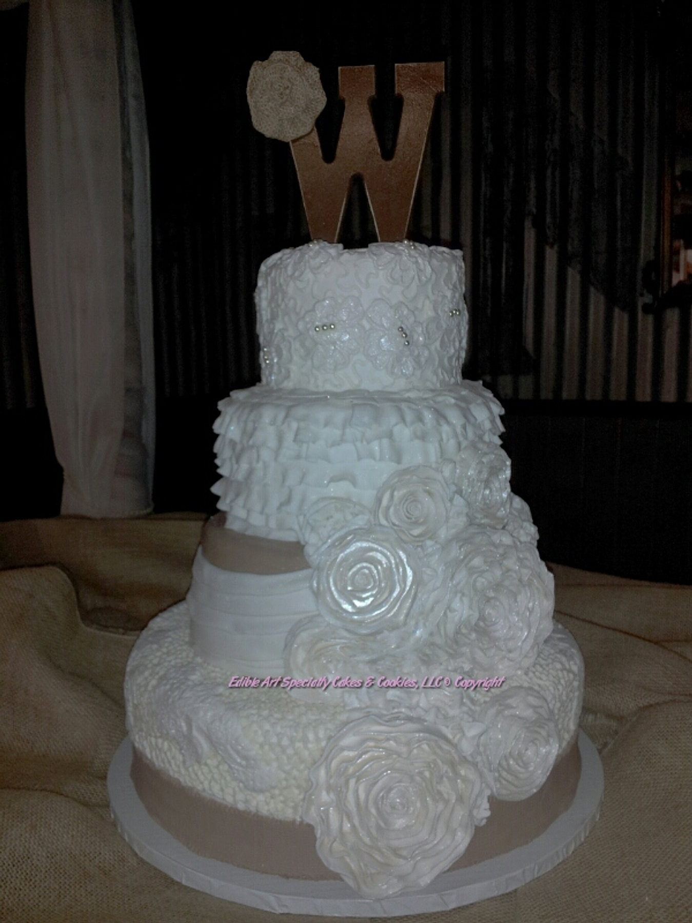 Wedding Cakes - Wedding Cakes Arlington Tx