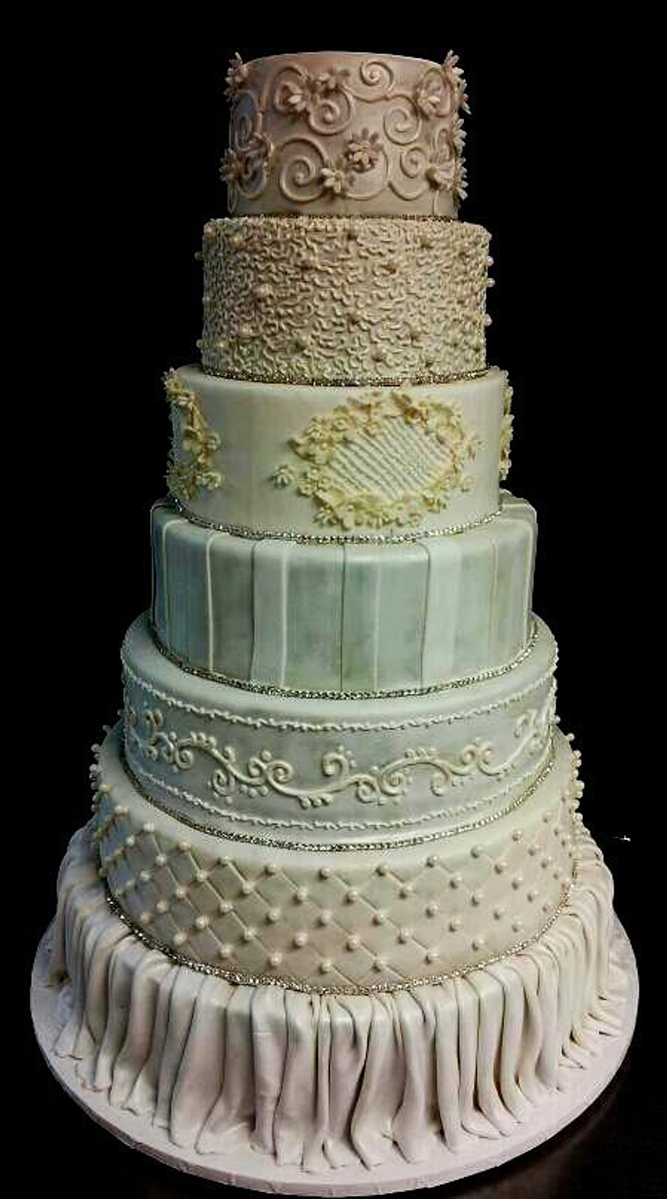 Wedding Cakes - Create Your Wedding Cake
