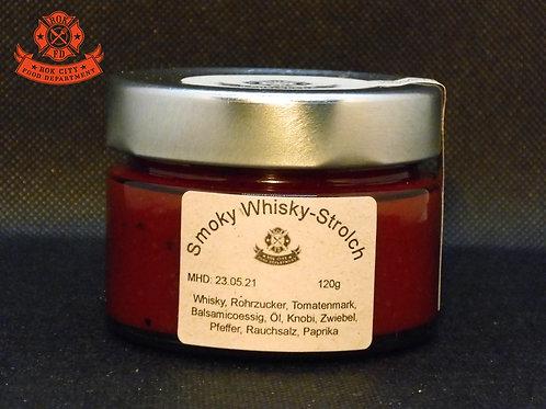 Smoky Whisky-Strolch (Rauchige Whisky Sauce)